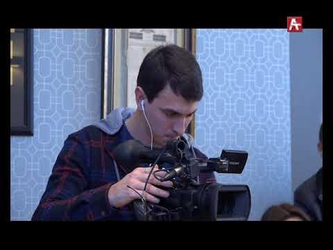 Союз журналистов Абхазии и Национальный Банк подписали положение совместного творческого конкурса