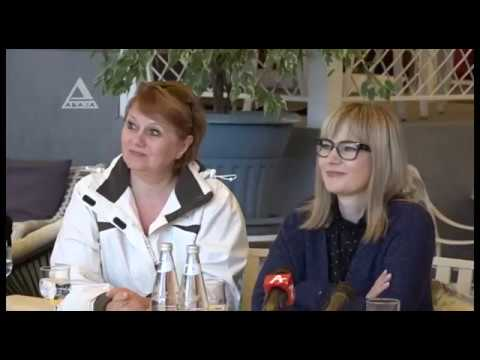 """Проект """"Друзья-Сябры"""": журналисты из Белоруссии и России прибыли в Абхазию"""