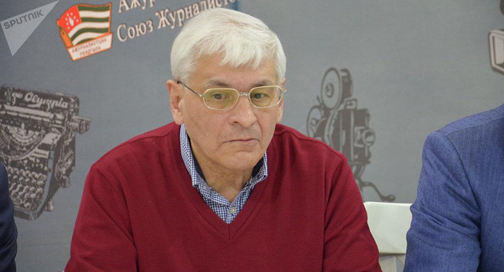 Лусканов об Абхазском телевидении: показало истинное лицо войны