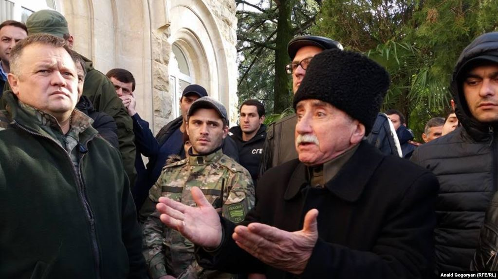 О событиях и людях года в Абхазии и мире