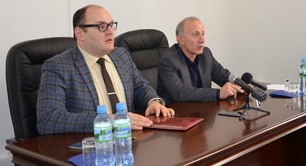 Нацбанк и Союз журналистов объявили конкурс для СМИ Абхазии