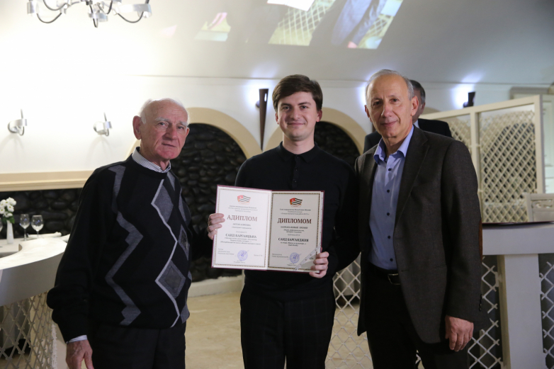 Очерк инфопортала ВААК получил первую премию Союза журналистов Абхазии
