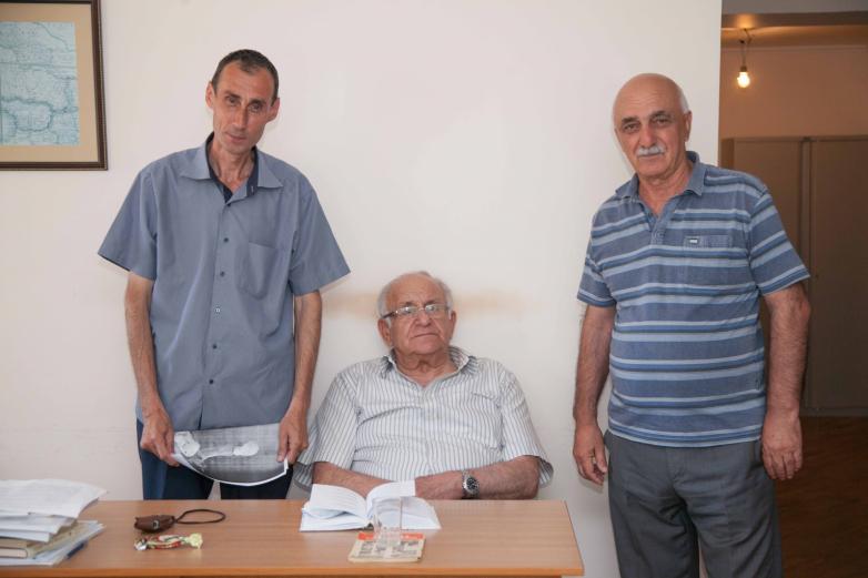 Владимир Авидзба: в Турции ни на секунду я не почувствовал себя чужим